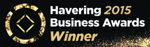 HAVERING BUSINESS AWARDS 2015 WINNER LOGO